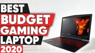 Best Budget Gaming Laptop in 2020