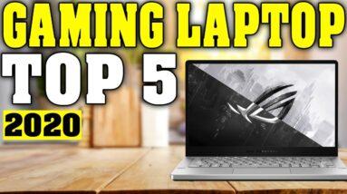 TOP 5: Best Gaming Laptop 2020