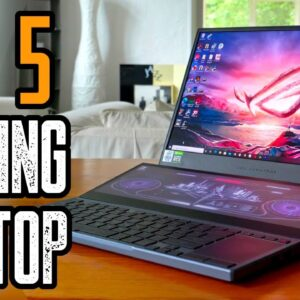 TOP 5: BEST GAMING LAPTOP 2021