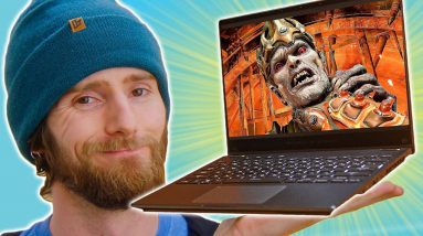 Sorry. Your gaming laptop sucks now. - Asus Flow X13 Review