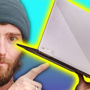 The Best Gaming Laptop. Period. - Asus Zephyrus G15 Review