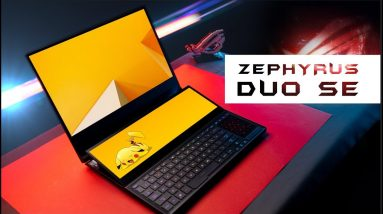 The ULTIMATE Ryzen Gaming Laptop has Landed!